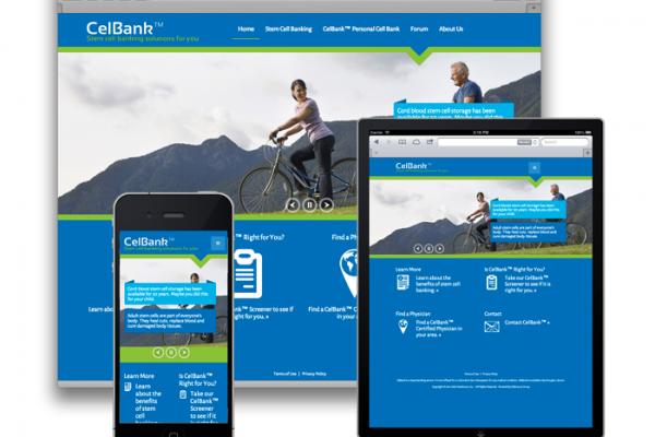 CelBank Website