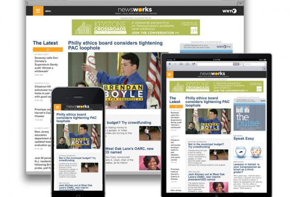 WHYY - Newsworks Original Website.